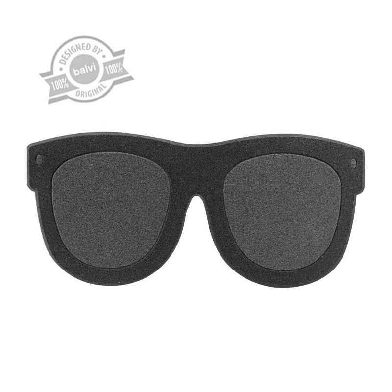 Zerbino in gomma e poliestere a forma di occhiali - SUNNY DAY by BALVI