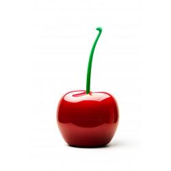 Cestino gettacarte a forma di ciliegia colore rosso - CHERRY BIN by QUALY