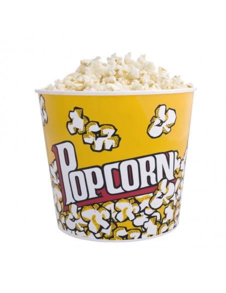 Ciotola per popcorn polipropilene 2,8 l - POP CORN by Balvi