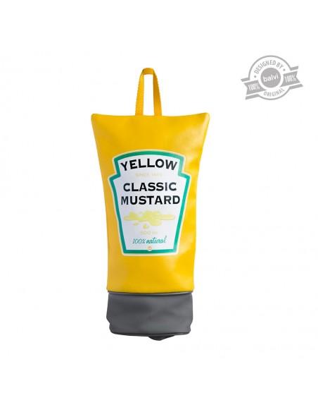 Dispenser per sacchetti di plastica - MUSTARD by BALVI