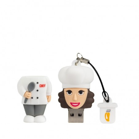 Pendrive Cuoca 8 GB - BY PROFESSIONAL USB