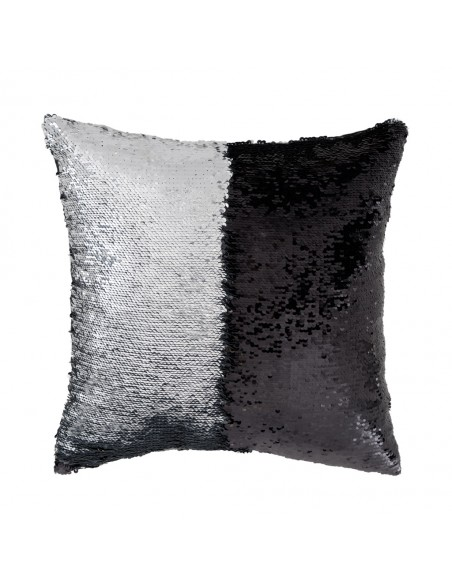 Cuscino con paillettes reversibili in 2 alternative colore - MAGIC by Balvi