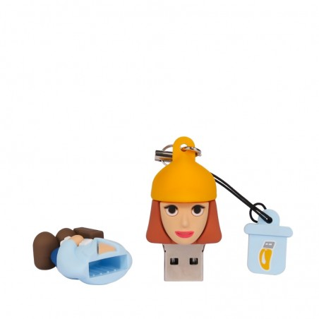 Pendrive Ingegnere Donna 8 Gb - by PROFESSIONAL USB