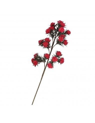Fiore artificiale Ginepro rosso h 90 cm - FLORA by Rituali Domestici