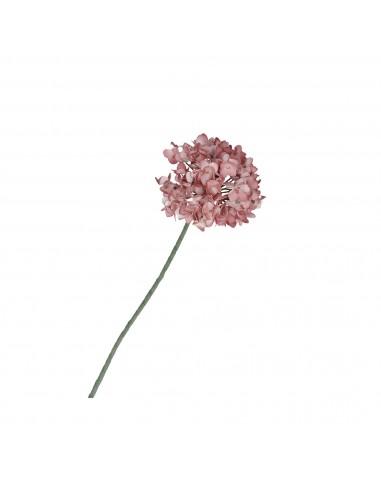 Fiore artificiale ortensia rosa h 90 cm - FLORA by Rituali Domestici