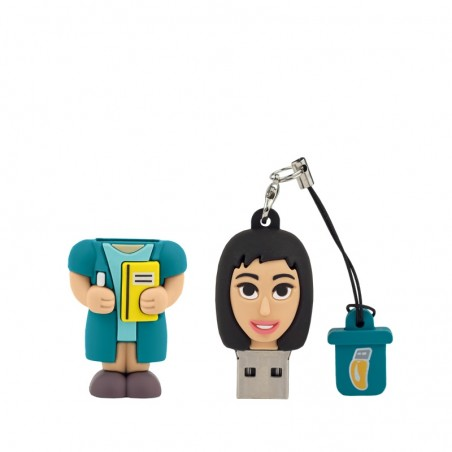 Pendrive Insegnante Donna 8 Gb - by PROFESSIONAL USB