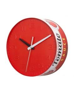 Orologio da parete barattolo diam 25 cm - TOMATO SAUCE by Balvi