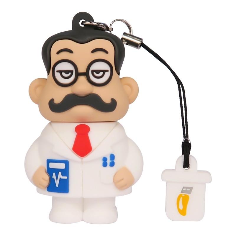 Pendrive Medico Uomo 8 Gb - by PROFESSIONAL USB