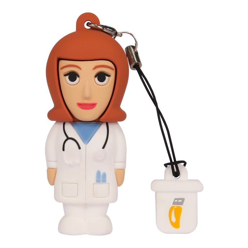 Pendrive Medico Donna 8 Gb - by PROFESSIONAL USB