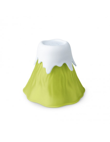 Pulisci microonde in plastica colore verde - VOLCANO by Balvi