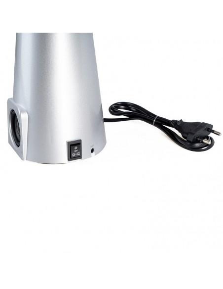 Lampada lava e altoparlante Bluetooth h 42 cm - GLITTER by Balvi
