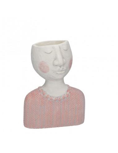 Portavaso in cemento MAMMA h 27,5 cm - GLIARISTOCRATICI by Rituali Domestici