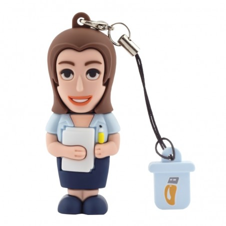 Pendrive Impiegata Donna 8 Gb - by PROFESSIONAL USB