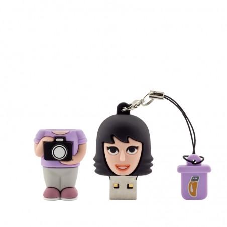 Pendrive Fotografa Donna 8 Gb - by PROFESSIONAL USB