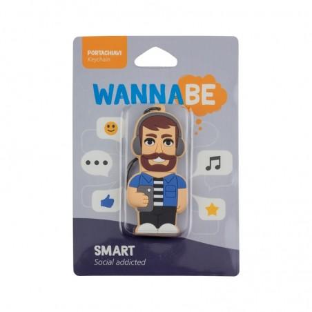 Portachiavi Uomo Smart - Wannabe by PROFESSIONAL USB