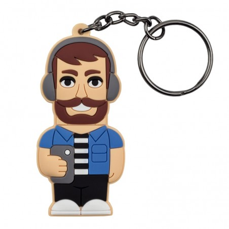 Portachiavi Uomo Smart - Wannabe by PROFESSIONAL USB