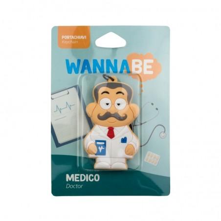 Portachiavi Medico Uomo - Wannabe by PROFESSIONAL USB