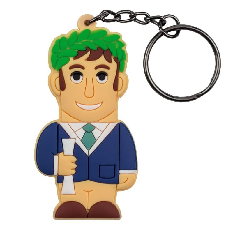 Portachiavi Laureato Uomo - Wannabe by PROFESSIONAL USB