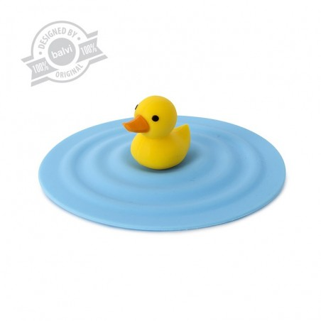 Coperchio per tazza in silicone - Ducky by BALVI