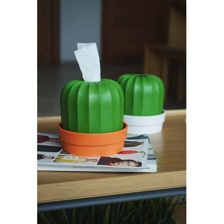 Porta carta igienica o vaso 2 varianti di colore - CACTISS by QUALY DESIGN