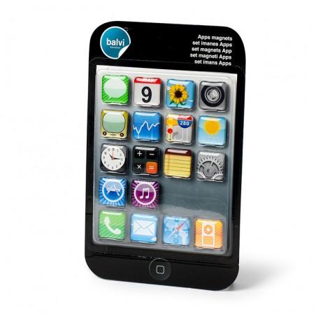 Calamite icone applicazioni  - APPS by Balvi