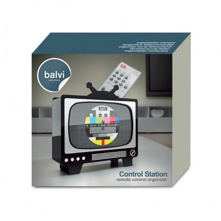 Organizer porta telecomando con portafoto - CONTROL STATION by BALVI