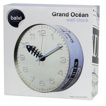 Orologio da parete contenitore - GRAND Océan by BALVI
