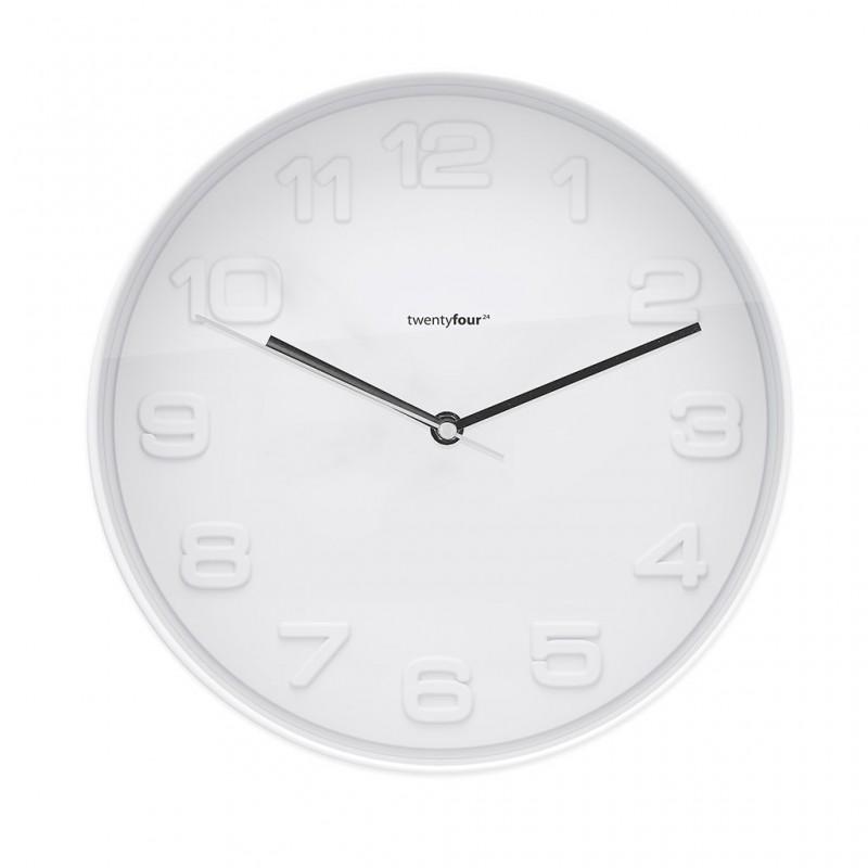 Orologio da parete bianco - OSLO by BALVI