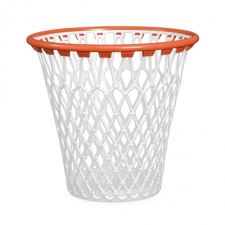 Cestino Gettacarta canestro in polipropilene - BASKET by Balvi