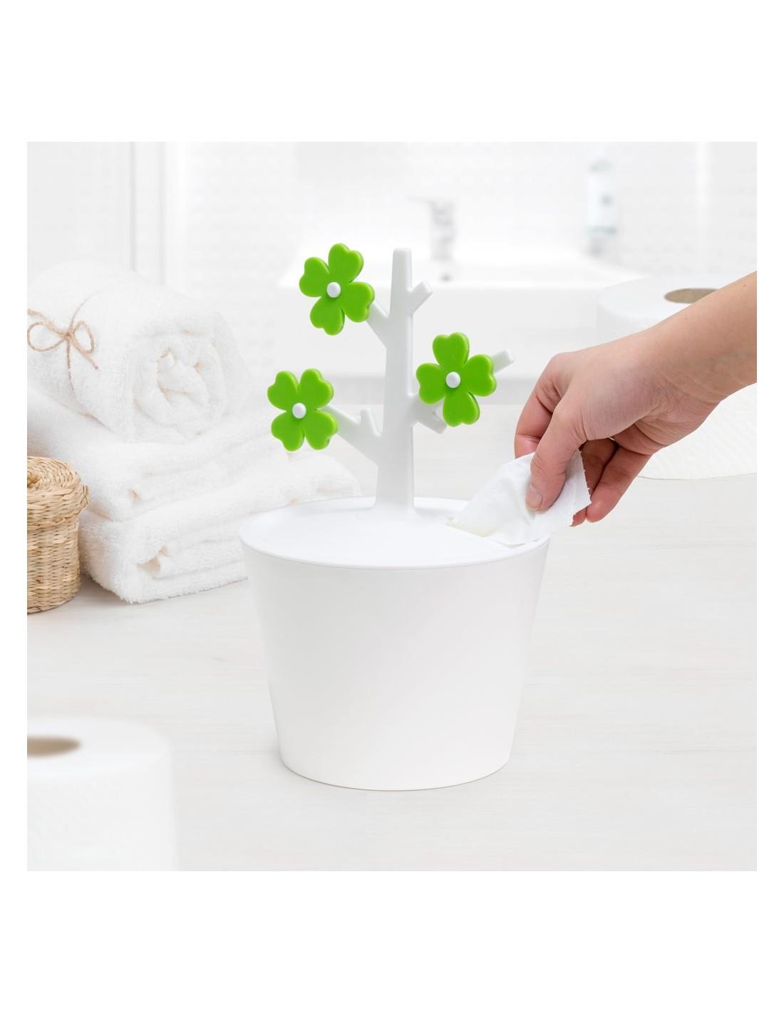 Porta Carta Igienica Originali porta carta igienica a forma di vaso di fiori - think green