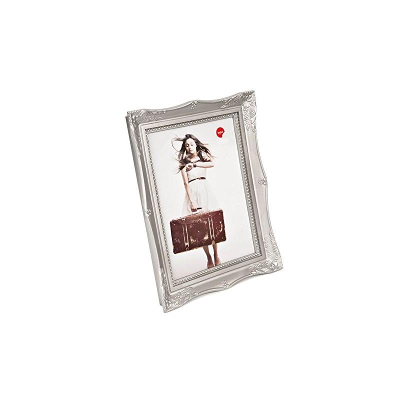 Portafoto stile classico colore silver - ROYAL by BALVI
