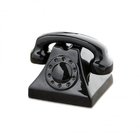 Salvadanaio a forma di telefono in ceramica - RING RING by BALVI
