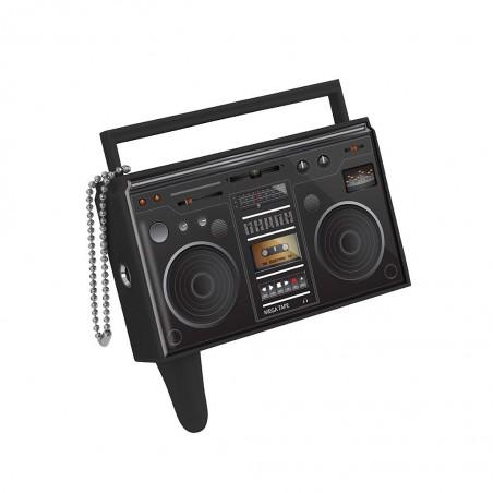 Sdoppiatore audio portachiavi -BOOMBOX by BALVI