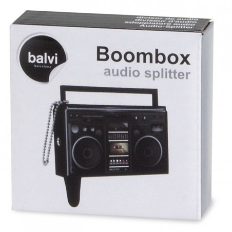 Sdoppiatore audio - BOOMBOX by BALVI